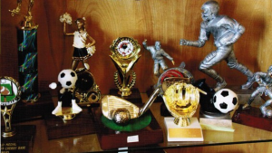 Trophies, Witco, Inc.